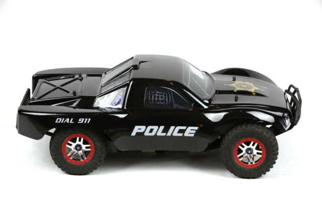 SummitLink Custom Body Black Compatible for 1//10 Slash 4x4 VXL 2WD Slayer Shell Cover Baja 6811 Truck not Included
