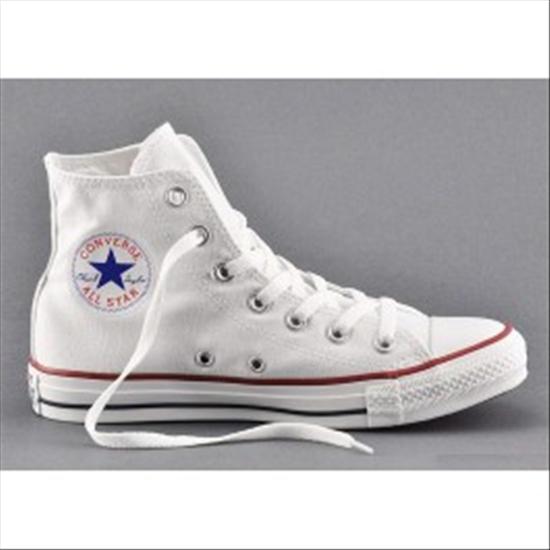 Zapatos  Converse Chuck Taylor num45 All Star Hi bianco num45 Taylor 815b52