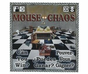 Details about Mouse Chaos (Board Game)