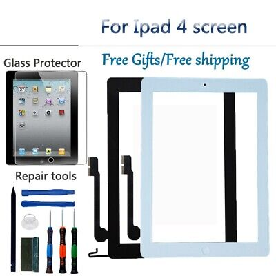 iPad 4 Replacement Screen with Tool and Kit BRAND NEW and FREE SHIPPING