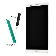 White LCD Display+Touch Screen Digitizer Assembly for Huawei Ascend Mate 7 US