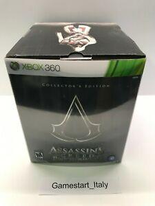 ASSASSIN-039-S-CREED-BROTHERHOOD-COLLECTOR-039-S-EDITION-XBOX-360-NUOVO-SIGILLATO-NTSC