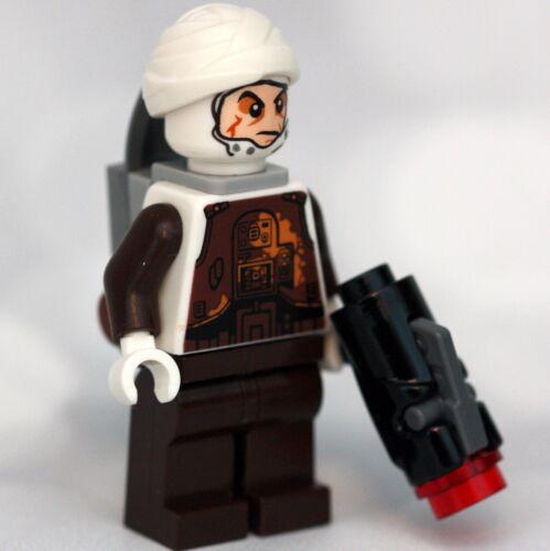 Dengar - Genuine LEGO Star Wars Bounty Hunter Minifigure *NEW* 75167
