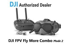 DJI FPV Fly More Combo (Mode 2) DJI Digital FPV System