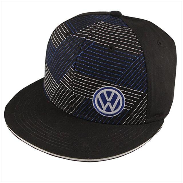 VW Volkswagen ZIGZAG CAP/HAT GENUINE BRAND NEW DRG014033 DRG-014-033