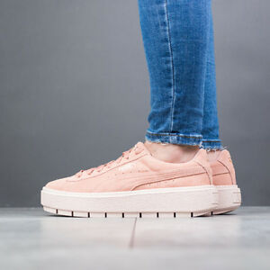 0a12e9c85bcc Image is loading WOMEN-039-S-SHOES-SNEAKERS-PUMA-SUEDE-PLATFORM-