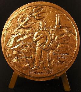 Medaille-a-Louis-Guillaume-poete-ecrivain-Noi-comme-la-mer-Fortunr-de-mer-Medal