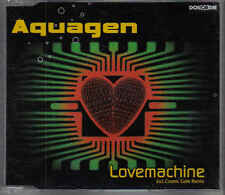 Aquagen-Lovemachine cd maxi single