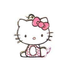 Genuine Sanrio Hello Kitty Pink Graphic Traffic Phone Bag Purse Charm Ideal Gift