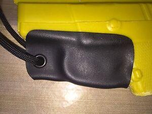 Kydex-Trigger-Guard-for-Keltec-P3AT-P32-Black