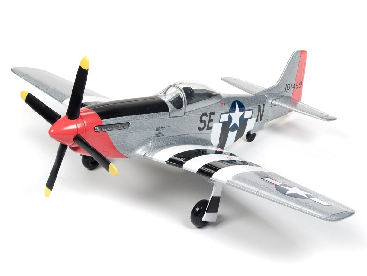 1 44 Vintage Fuel VF001 Am P-51D Mustang D-Day Diecast Model new in the box