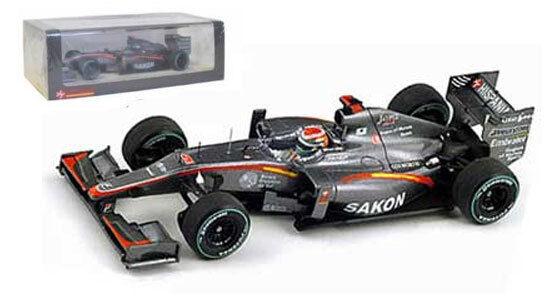 SPARK S3011 THS F1-10   20 GP BELGIQUE 2010-Sakon Yamamoto, échelle 1 43,