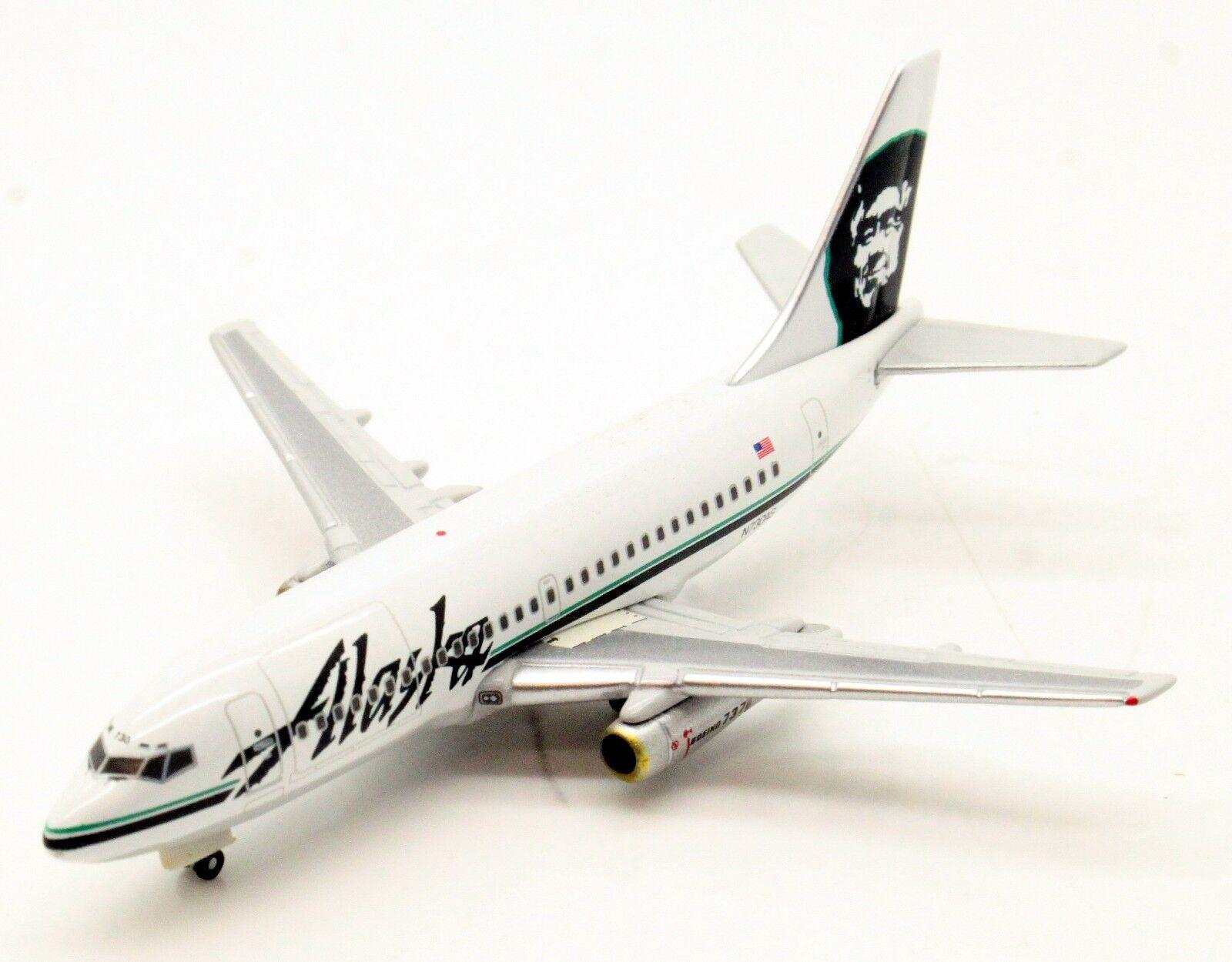 1 400 GEMINI JETS GJASA243A ALASKA BOEING 737-200 (U29)