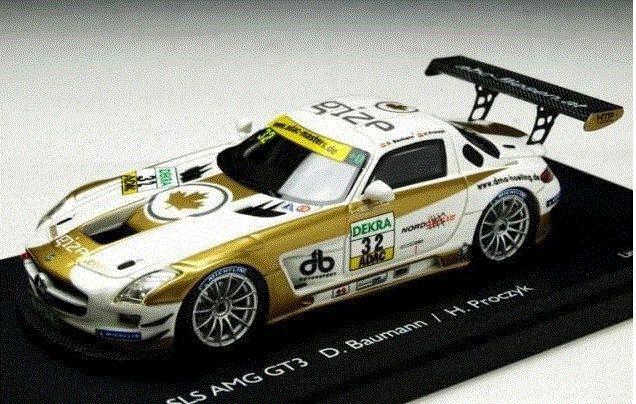 Mercedes-Benz SLS AMG GT3  32 - 1 43 - Schuco