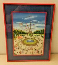 La Tour Eiffel, Paris By Bin Kashiwa Large Print Eiffel Tower France