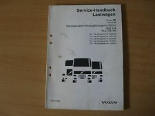 Werkstatthandbuch Volvo Truck FL6 FH Störungscodes Fhz.steuergerät VECU MID144