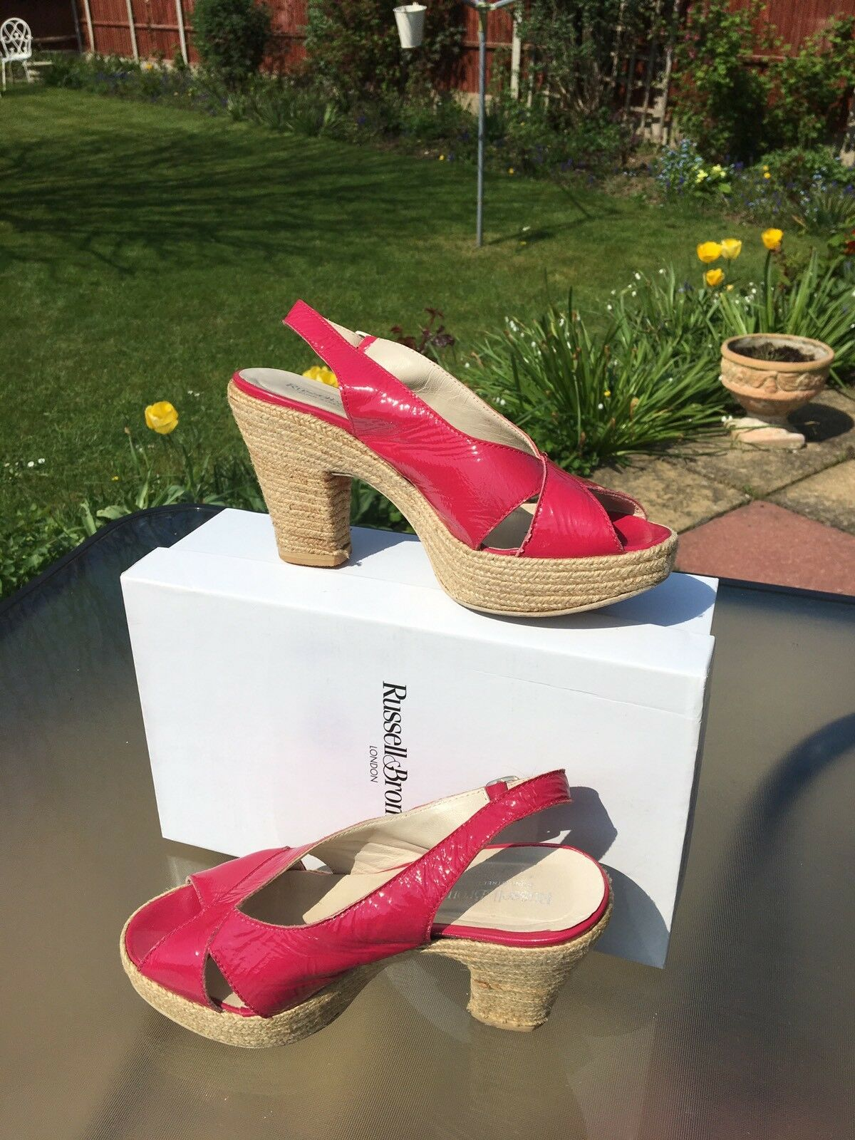 Russell Bromley Shoes  5.   jUST REDUCED
