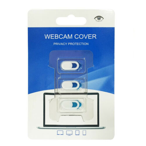 3//6pc WebCam Cover Slide Camera Privacy Security for Phone MacBook Laptop