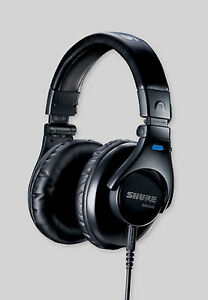 SHURE-SRH440-PROFESSIONAL-STUDIO-HEADPHONES-AUST-AUTHORISED-SHURE-RESELLER