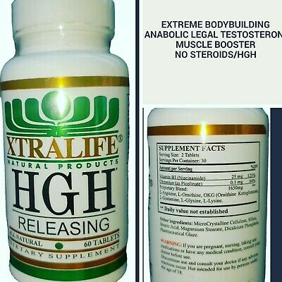 EXTREME BODYBUILDING ANABOLIC LEGAL TESTOSTERONE MUSCLE