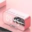thumbnail 10 - Bosina Altavoz Portátil LED Inalámbrico Speaker con Bluetooth USB/AUX/FM Radio