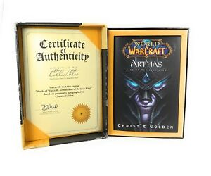 World Of Warcraft Arthas Book