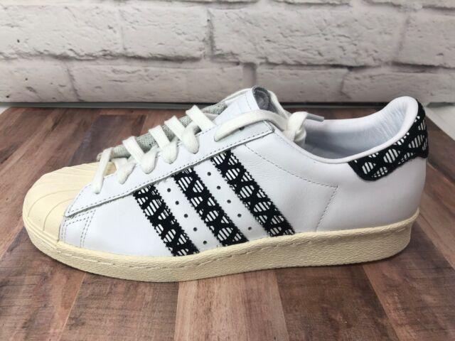 Size 9 - adidas Superstar 80s Snakeskin Pattern