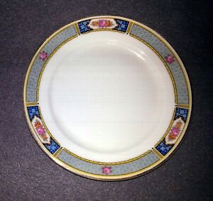 Thomas-Bavaria-China-Wales-Bread-amp-Butter-Plate-6-034-Diameter
