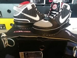 Zoom Air Nike Gris Max Lebron James Vi 346526 Negro Biz Pe 6 Blanco 013 Business 5STfTqw4Rc
