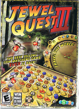 Jewel Quest III (PC/Mac, 2008, iWin) - Free USA Shipping!