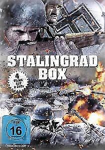 1 von 1 - Stalingrad Box - 4 Spielfilme (2 DVDs) mit Konstantin Khabenskiy ***NEU***