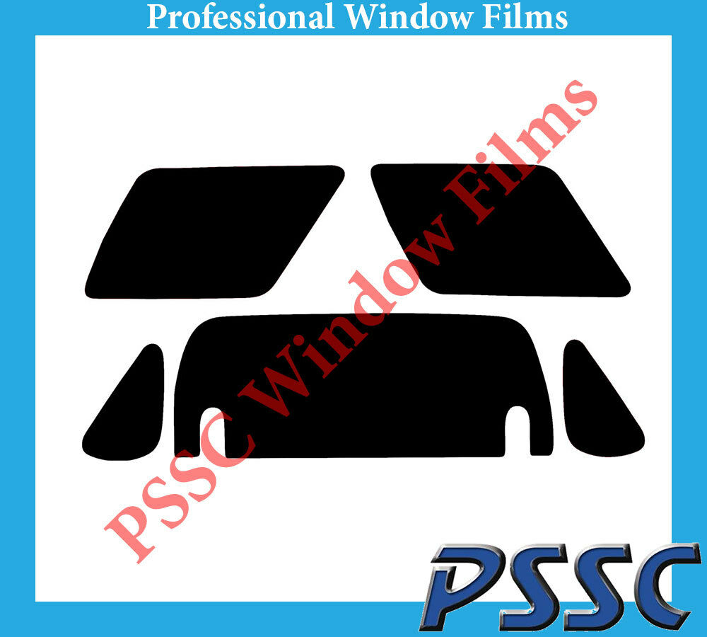 PSSC Pre Cut Rear Car Window Films - Isuzu Frontera SWB 1998 to 2004