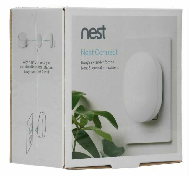 Google - Nest Connect - White H17000EF - $35.00