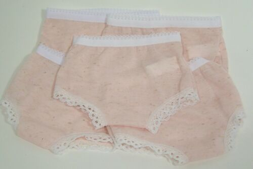 "~ SPECIAL ~  5 Underwear Panties PEACH Doll Clothes For 18/"" American Girl Debs"