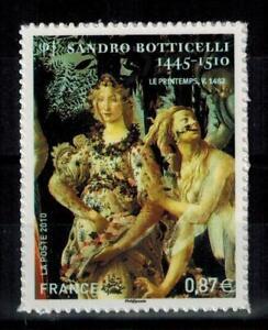 a54-timbre-France-autoadhesif-n-492-neuf-annee-2010