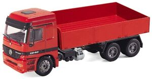 Joal-365-Mercedes-Actros-Straight-Dropside-Truck-Die-cast-1-50-Brand-new-MIB