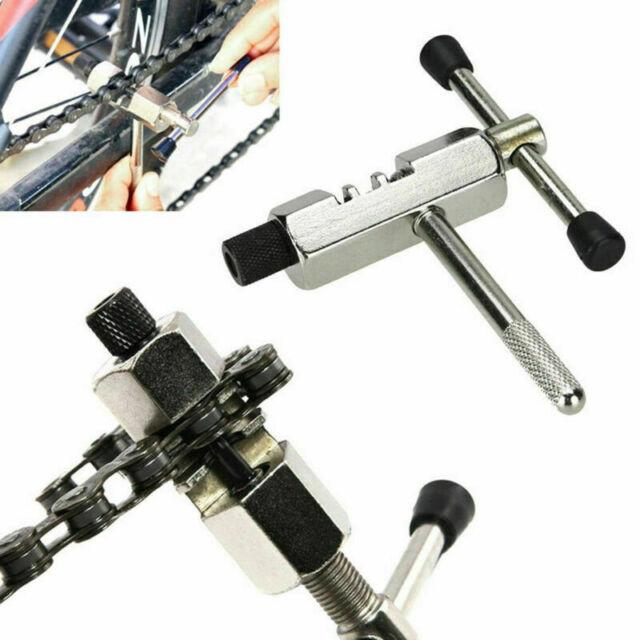 Bike Bicycle Chain Cutter Splitter Breaker Repair Rivet Link Pin Remover Tool Sw