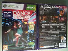 DANCE CENTRAL    XBOX 360 NUOVO VERSIONE ITALIANA