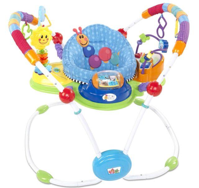 Baby Einstein Musical Motion Activity Jumper, Baby Infant Boy or Girl