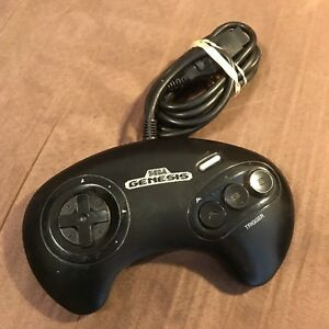Official-Sega-Genesis-Controller-Works-Great-Fast-Shipping-Authentic
