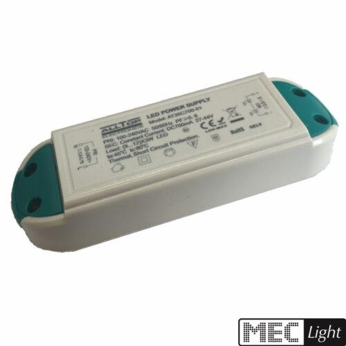 3W LEDs 9...12 LED Trafo mit 700mA Konstantstrom 27-44V driver Netzteil