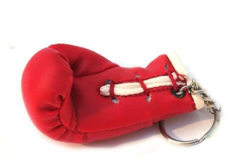 Splay Boxing Glove Key Ring Blue keyring present chain gift glove