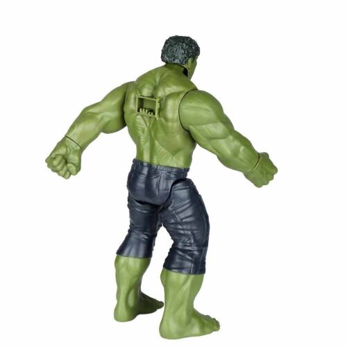 "Hulk Action Figures Marvel Avengers 3 Infinity War 12 /""Titan Hero Series 30cm"
