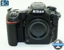 Nikon D500 Camera Body * Mint * Originally from Jessops