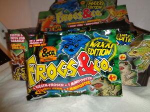 DeAgostini Frogs /& Co 10 x Booster NEU /& OVP