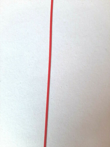 Nr Stickerbogen 1082 Linien Rot