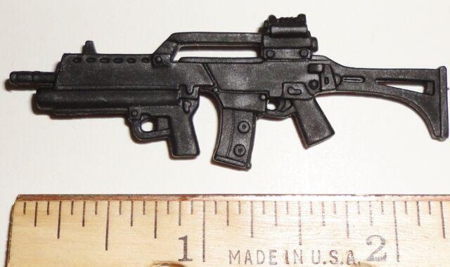 BIN B10 G I JOE Accessory   Heckler & Koch G-36 Assault Rifle (Various Figures)