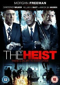1 of 1 - The Heist DVD (2013) Christopher Walken ***NEW*** SEALED...