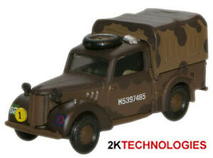 Oxford-76TIL002-Austin-Tilly-51st-Highland-British-Army-1-76-Scale-New-in-Case