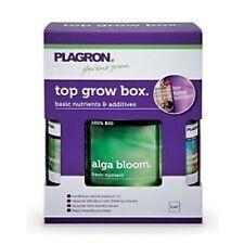Plagron Top Grow Box 100% Bio kit fertilizzanti biologico coltivazione indoor